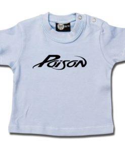 T-shirt bébé Poison (Logo)