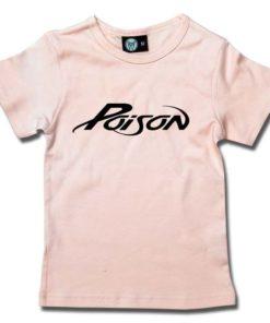 T-Shirt Fille Poison (Logo)