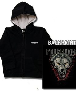 Veste enfant Powerwolf (Icon Wolf)