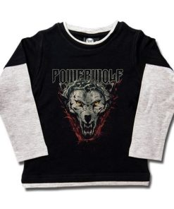 T-shirts Skate enfant Powerwolf (Icon Wolf)