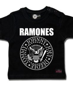 T-shirt bébé Ramones (Seal)