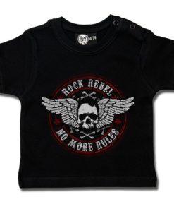T-shirt bébé Rock Rebel (New Circle)