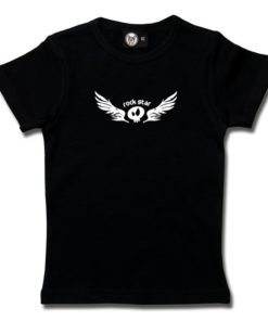 T-Shirt Fille rock star
