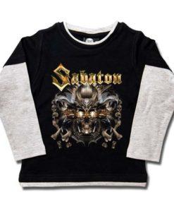 T-shirts Skate enfant Sabaton (Metalizer)