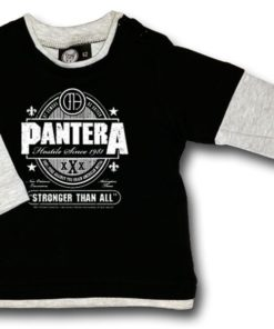 T-shirt skater PANTERA Stronger than all