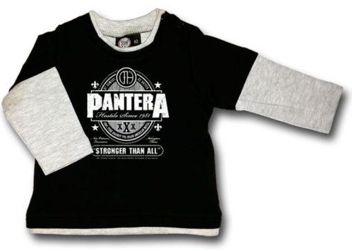 T-shirt skater PANTERA Stronger than all