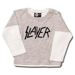 T-shirt Skate Bébé Slayer (Logo)