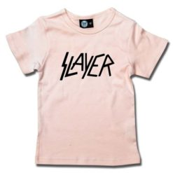 T-Shirt Fille Slayer (Logo)