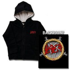 Veste enfant Slayer (Pentagram)