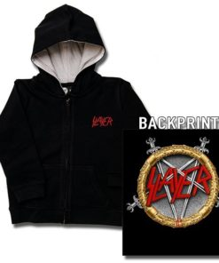Veste enfant Slayer (Pentagram)