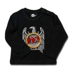 T-shirt bébé manches longues Slayer (Silver Eagle)