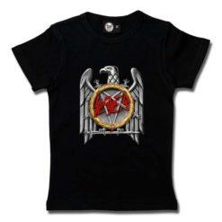 T-Shirt Fille Slayer (Silver Eagle)