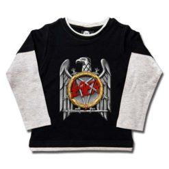 T-shirts Skate enfant Slayer (Silver Eagle)