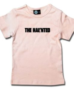 T-Shirt Fille The Haunted (Logo)
