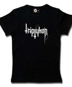 T-Shirt Fille Triptykon (Logo)