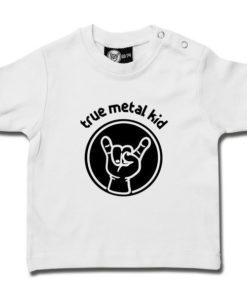 T-shirt bébé true metal kid