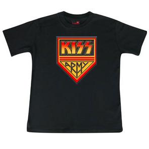 T-shirt enfant KISS ARMY