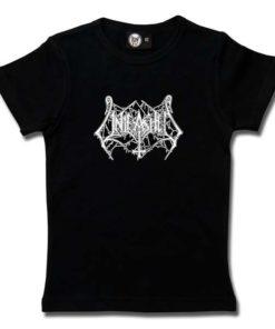 T-Shirt Fille Unleashed (Logo)