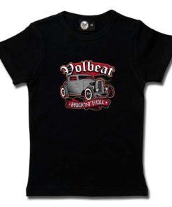 T-Shirt Fille Volbeat (Rock 'n Roll)