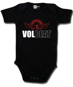 T-SHIRT enfant VOLBEAT SKULLWING