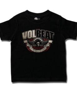 T-SHIRT enfant VOLBEAT SKULLWING BOOGIE