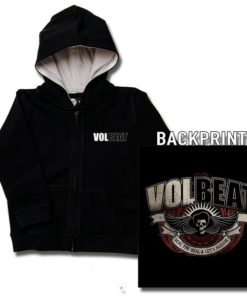 Veste enfant Volbeat (SkullWing Boogie)