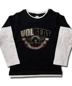 T-shirts Skate enfant Volbeat (SkullWing Boogie)