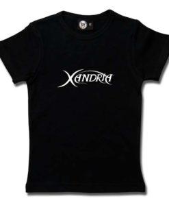 T-Shirt Fille Xandria (Logo)